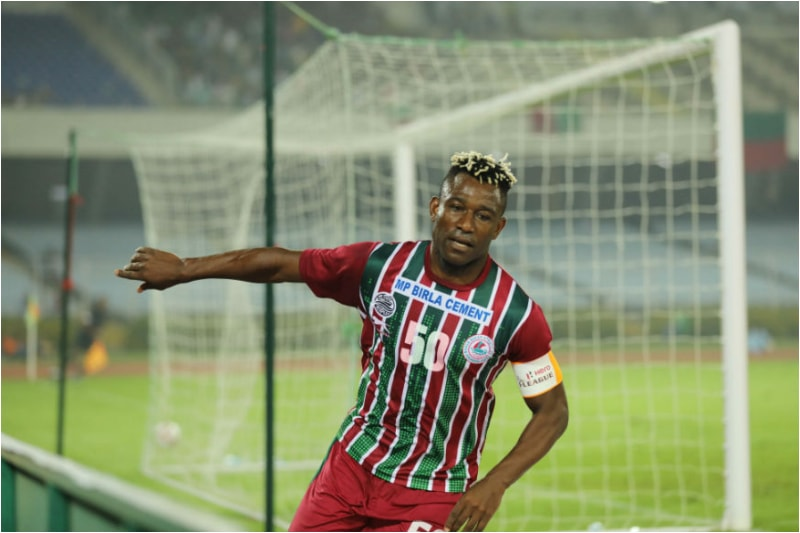 I-League Aizawl FC Mohun Bagan Sony Norde