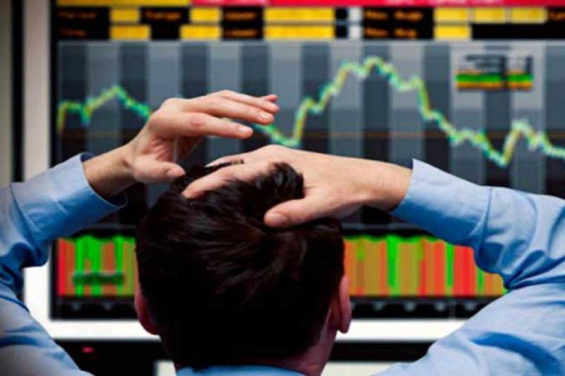 Stock market update: Sensex below 100 points and Nifty loses over 10,550
