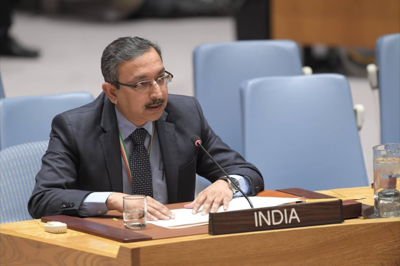 India stresses broader cooperation