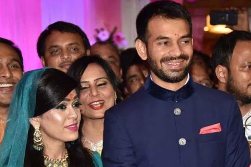 Tej Pratap Yadav divorce Aishwarya Rai