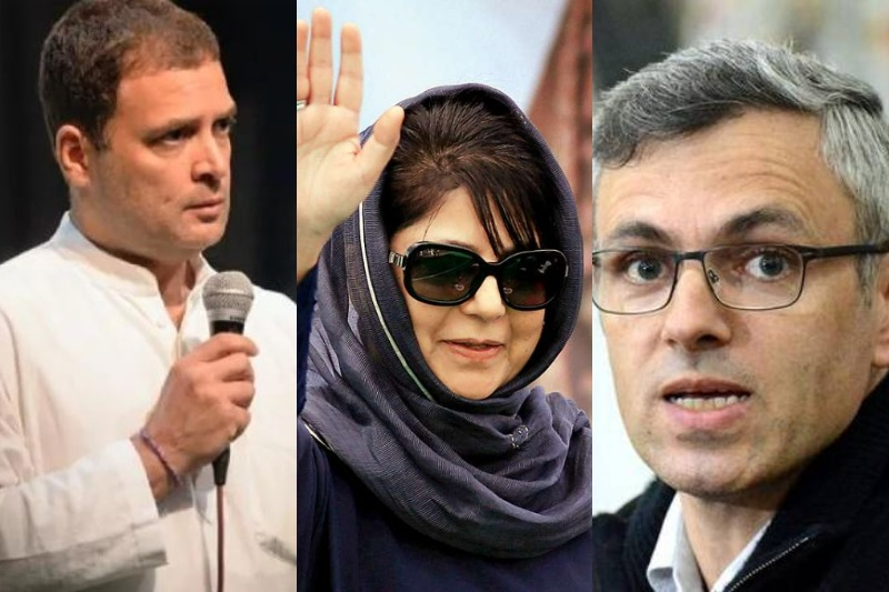 Image result for omar abdullah and mehbooba mufti