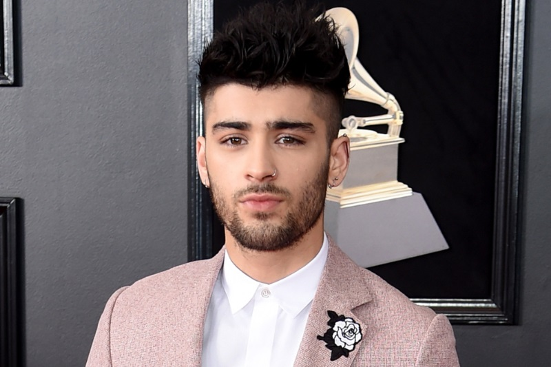 Listen Zayn Malik release latest solo Rainberry