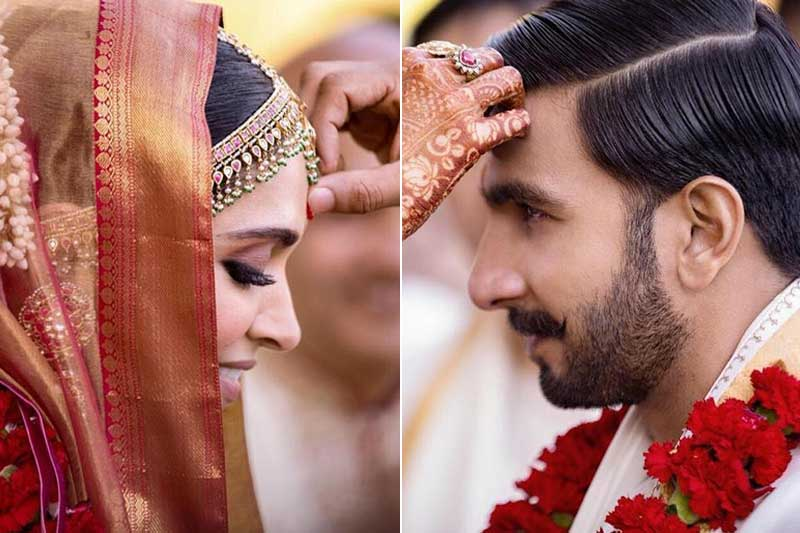 Inside pictures of Deepika and Ranveer's South Indian Wedding