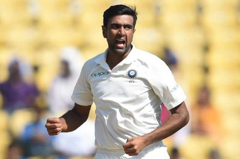 Ravichandran Ashwin Australia vs India bowling partnerships