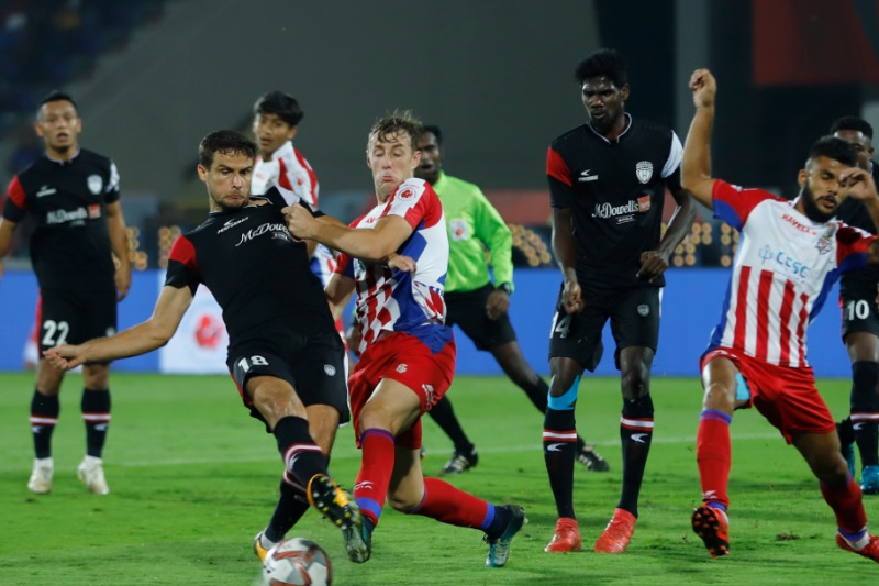 ISL 5 ATK NorthEast United play boring goalless draw