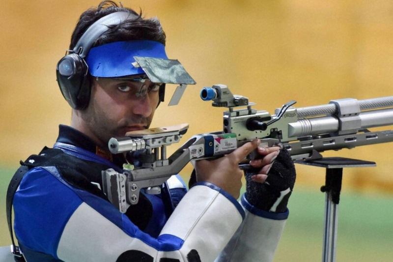 Abhinav Bindra honoured shootings highest award International shooting Sport Federation