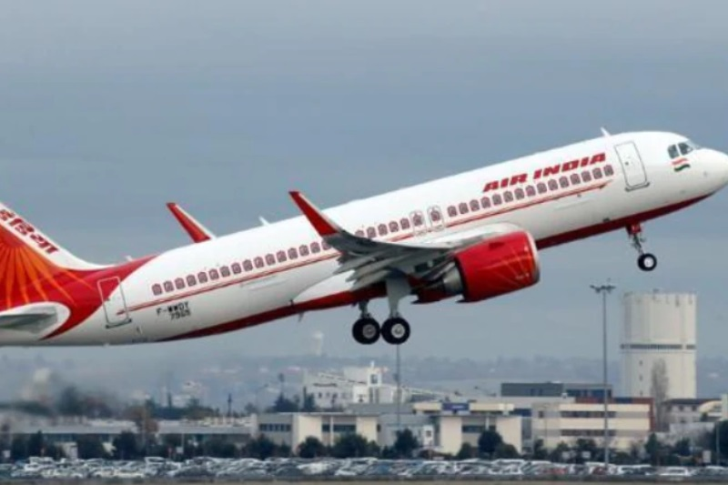 Equity infusion Air India