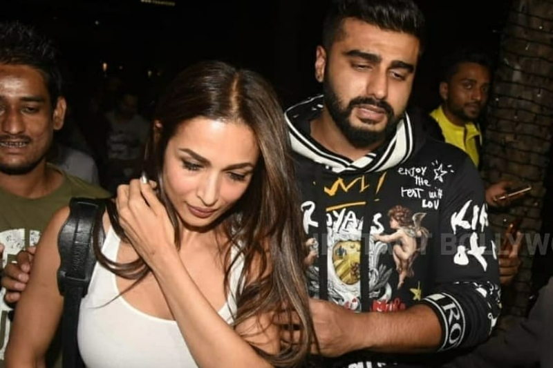Malaika Arora reacts to marriage with Arjun Kapoor