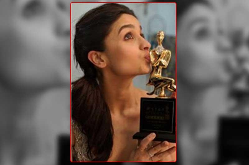 Alia Bhatt - Best Actress