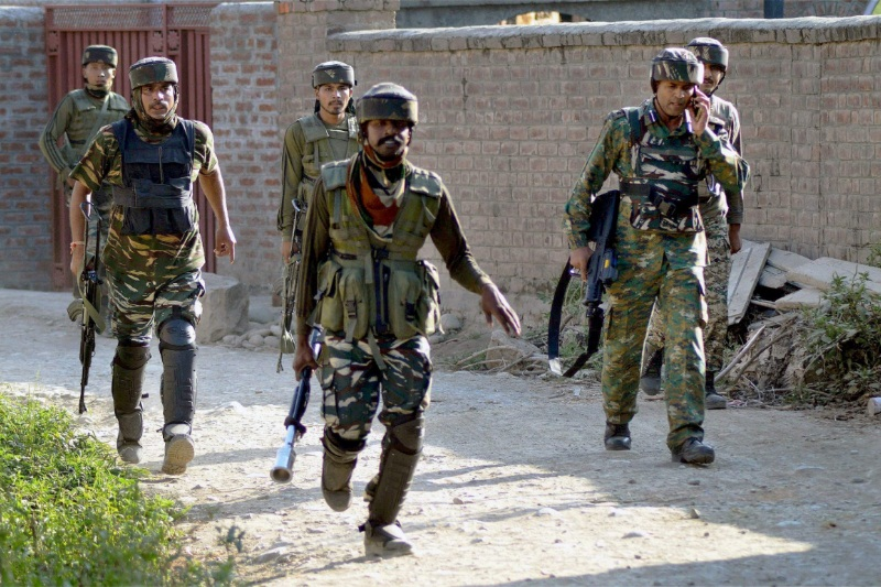 Jammu Kashmir 233 terrorists killed