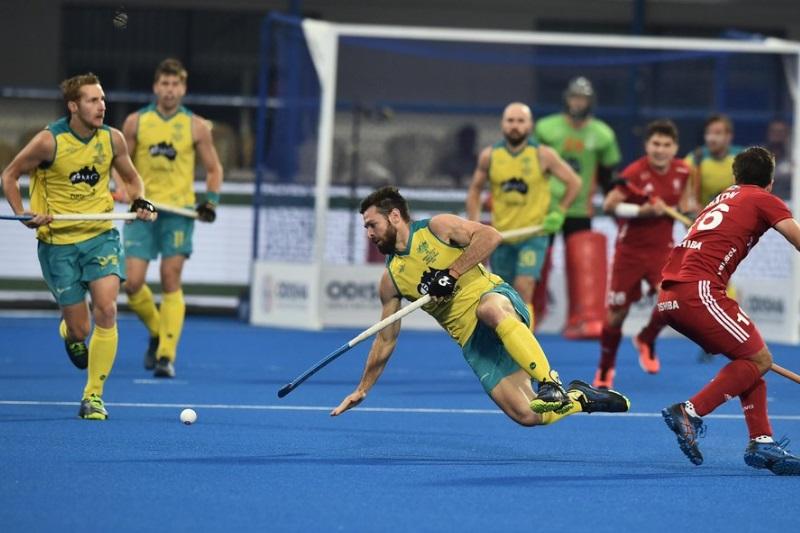 Hockey World Cup Australia pummel England 8-1 claim bronze medal
