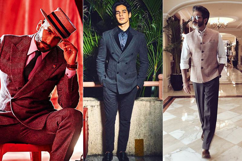 Best Dressed Bollywood Actors 2018