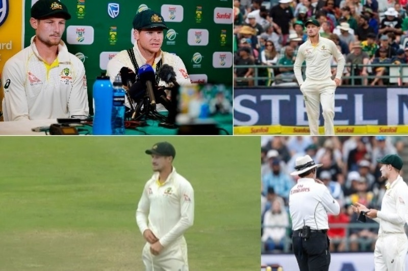 Cameron Bancroft says David Warner suggested ball-tampering in South Africa Test