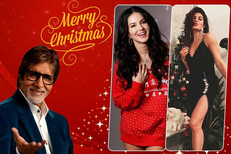 Bollywood Stars Wish Fans Merry Christmas
