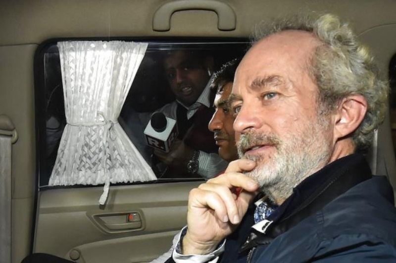 ED arrests Christian Michel