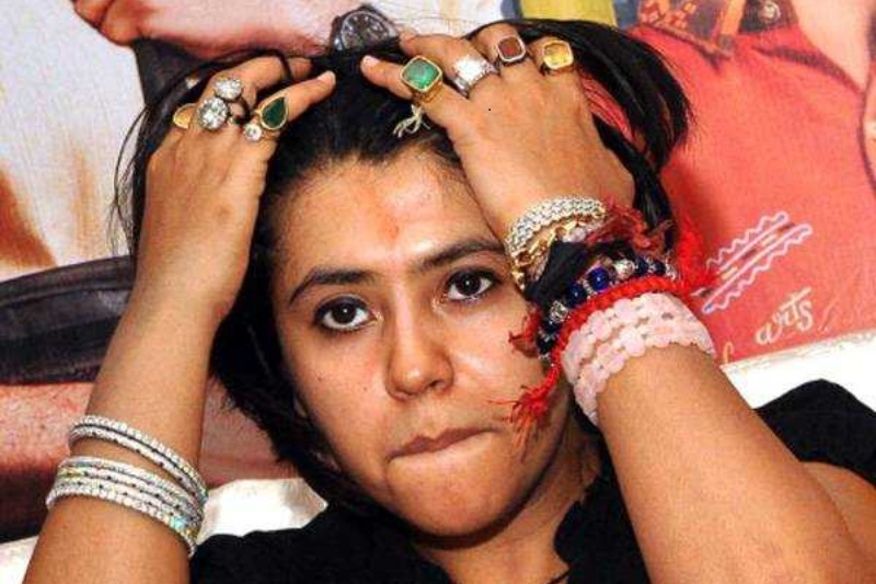 Ekta Kapoor Files Complaint Rs 60000 missing