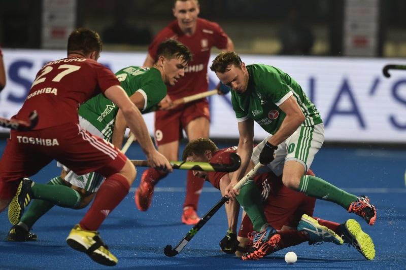 Hockey World Cup Australia thrash China England beat Ireland