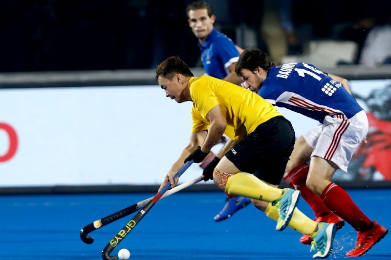 Hockey World Cup France overcome China 1-0