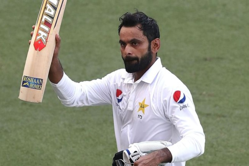Mohammad Hafeez Pakistan vs New Zealand Test retirement