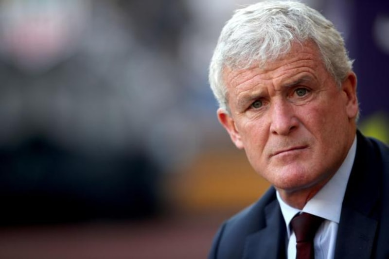 Mark Hughes Southampton FC Premier League