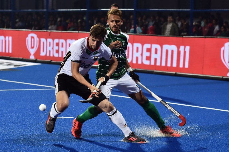 Hockey World Cup Pakistan lose 1-0 Germany