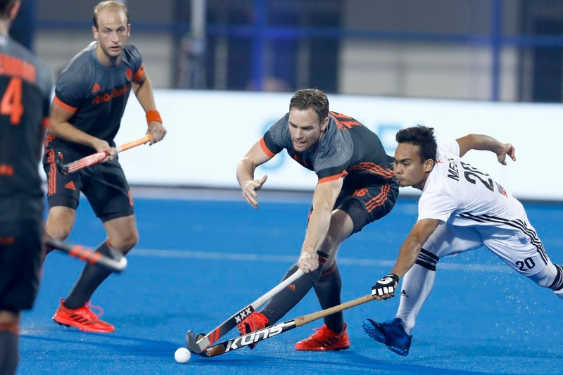 Hockey World Cup Netherlands rout Malaysia 7-0