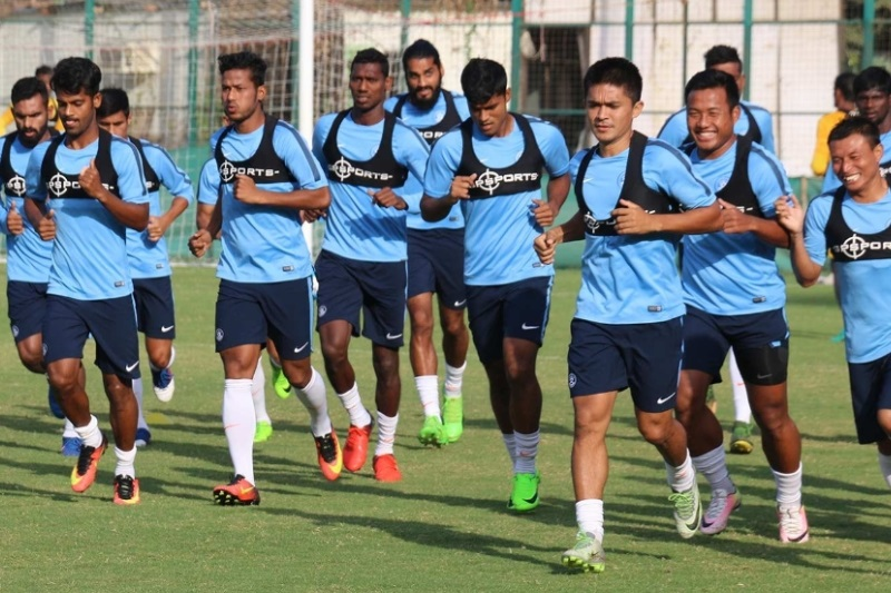 AFC Asian Cup India announce final 23-member squad