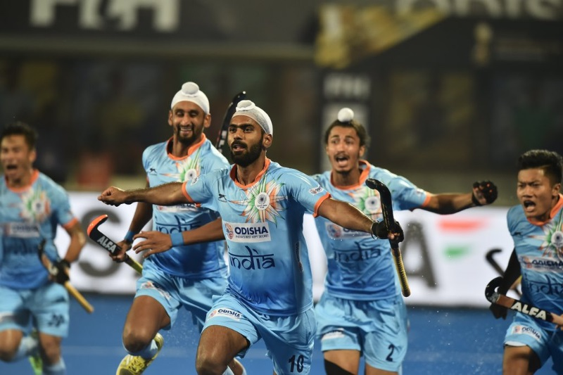 Hockey World Cup India Belgium play exciting 2-2 draw