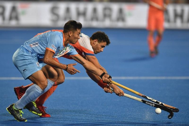 Hockey World Cup India knockedout 2-1 defeat Netherlands