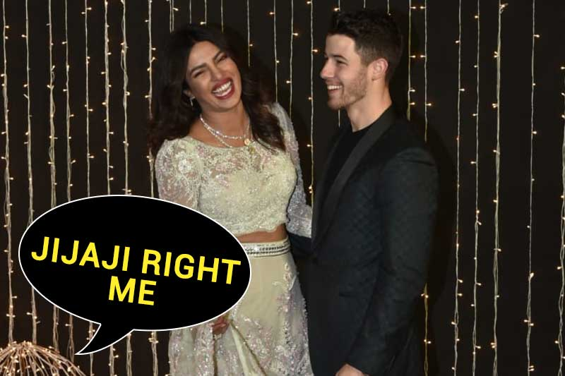 Nick Jonas and Priyanka Chopra travel to India for second reception