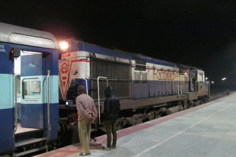 Kamakhya-Dekargaon Intercity Express