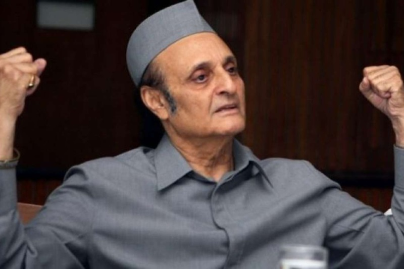 Congress leader Karan Singh