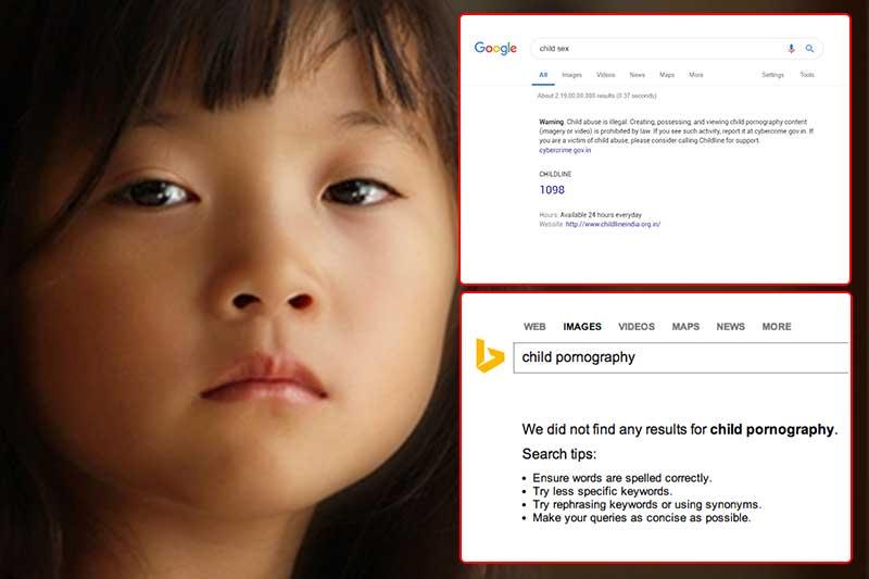 Keyword Related Child Pornography