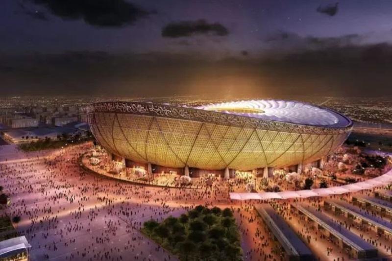 Lusail stadium design