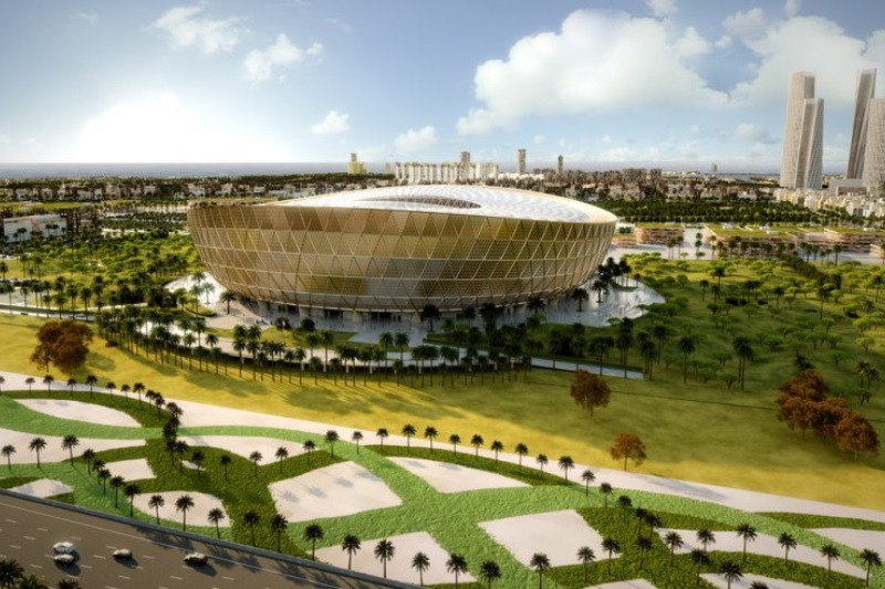 FIFA World Cup 2022 finals game to be played in Lusail stadium