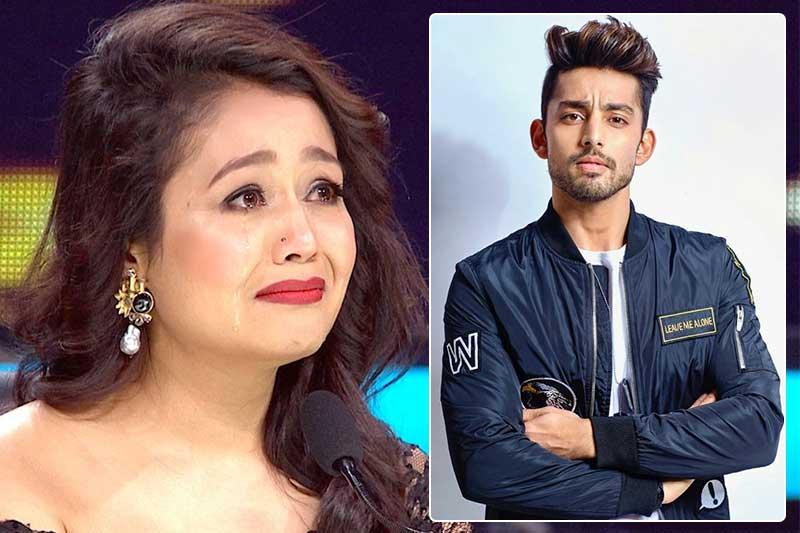 Neha Kakkar Breaks Down Indian Idol 10