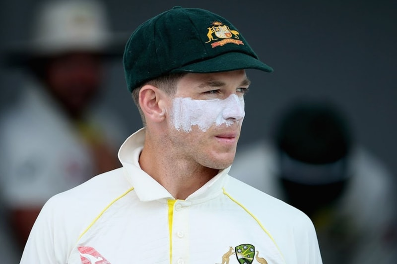 Tim Paine Australia vs India ball-tampering Test series