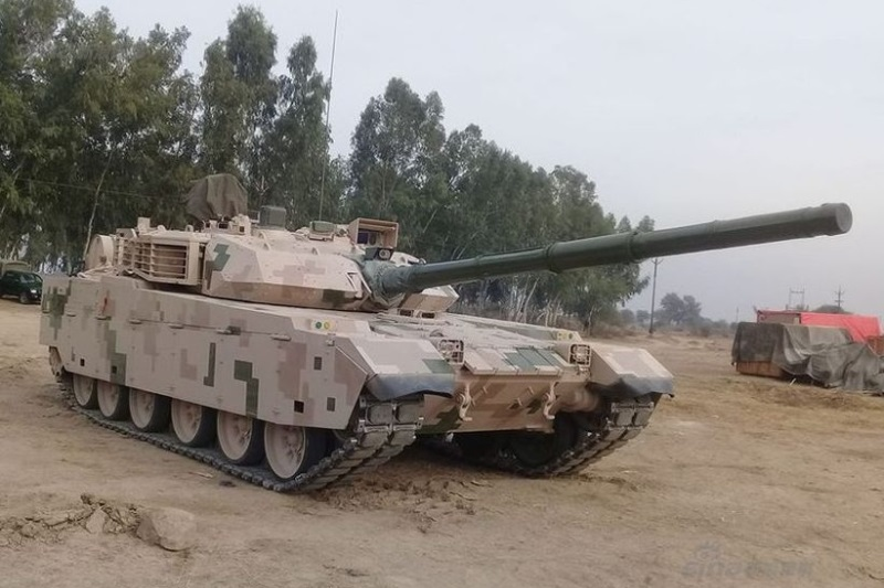 Pakistan procure modern battle tanks