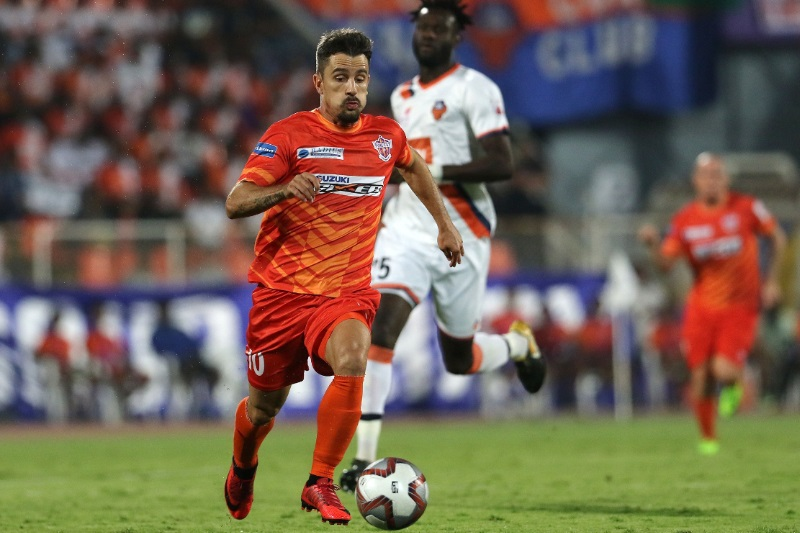 ISL 5 Resurgent Pune City beat Goa 2-0