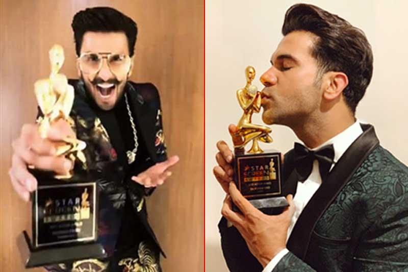 Ranveer Singh Raj Kumar Rao - Best Actor