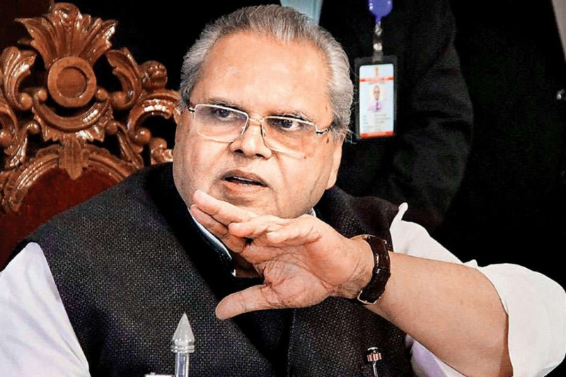 J&K Governor Satya Pal Malik compared a section of the country's wealthy to 'rotten potatoes', saying they are not sensitive and does no charity.