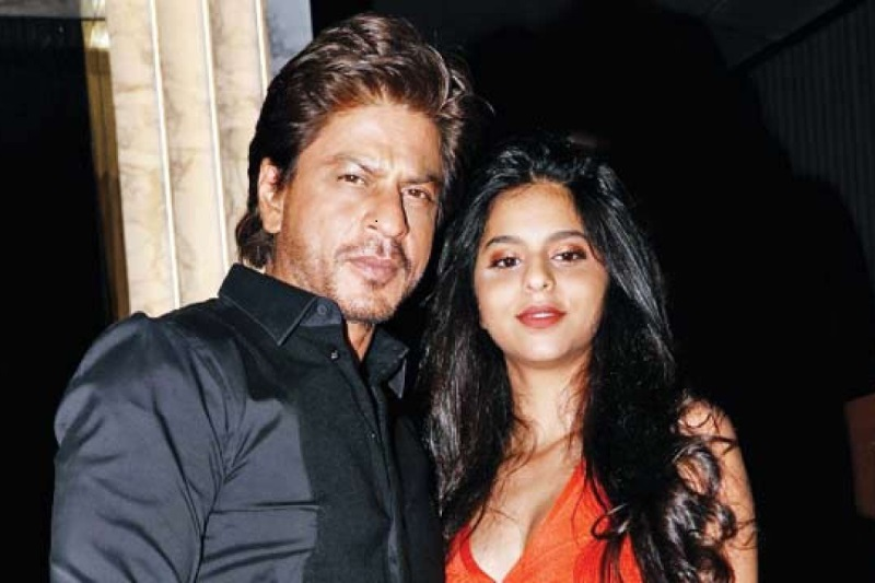 Shah Rukh Khan Advices Daughter Suhana