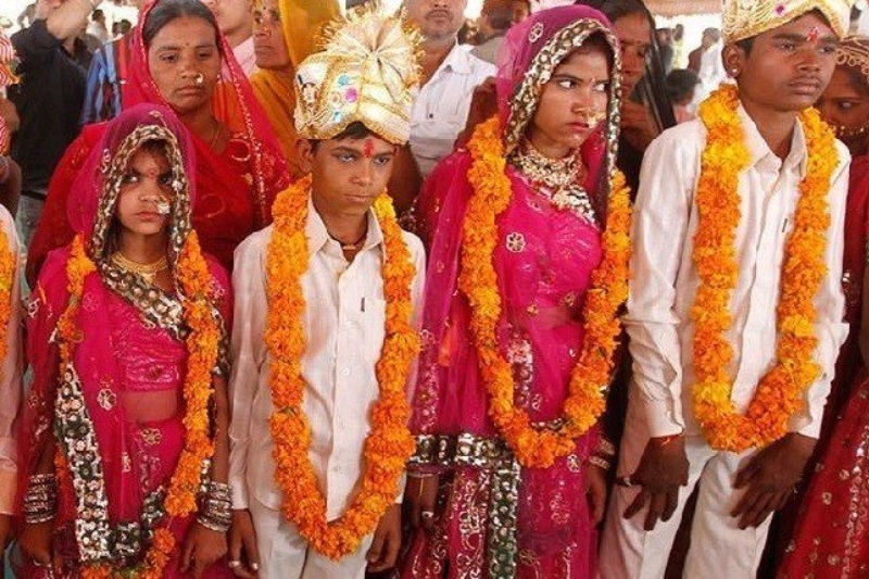 Shobha Chauhan Child Marriages