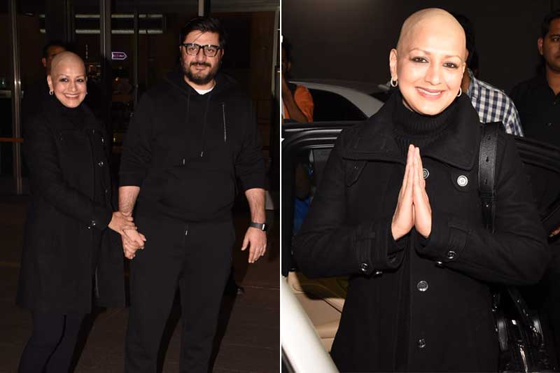 Sonali Bendre all set to return to India