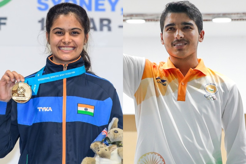 16 shooters 3 Table Tennis players included new TOPS list