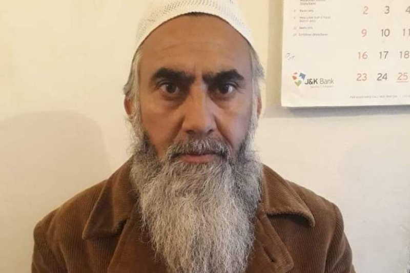 Tehreek-e-Hurriyat leader arrested