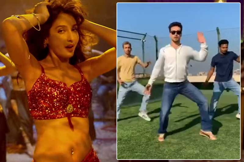 Tiger Shroff Dilbar Song Dance