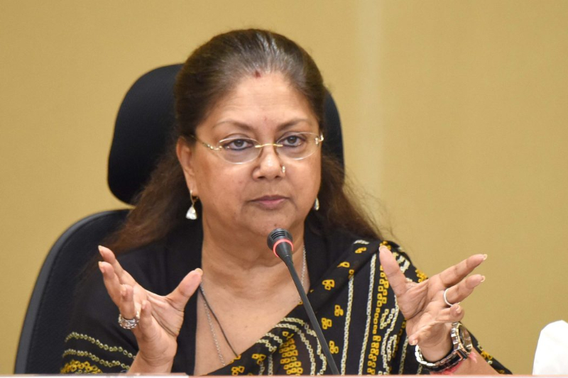 Vasundhara Raje mob-lynching