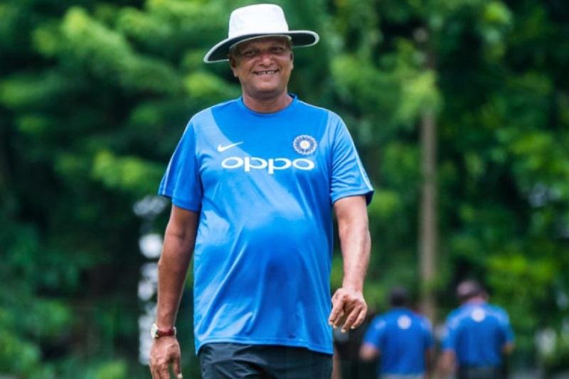 WV Raman head coach India womens cricket team