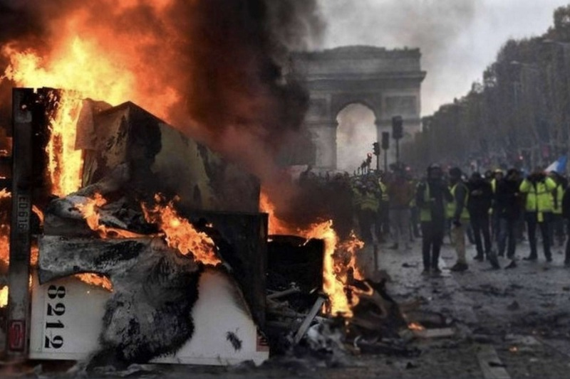 Yellow Vest Movement France